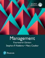 Management, Global Edition, 14/e (e-Book VS 12m)