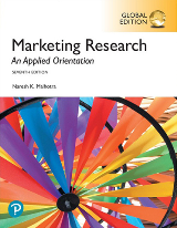 Marketing Research: An Applied Orientation, Global Edition, 7/e (e-Book VS 12m)