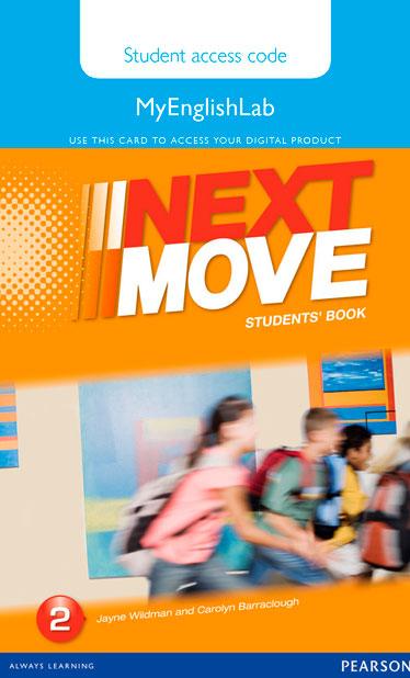 Next Move 2 MyEnglishLab Student online access code