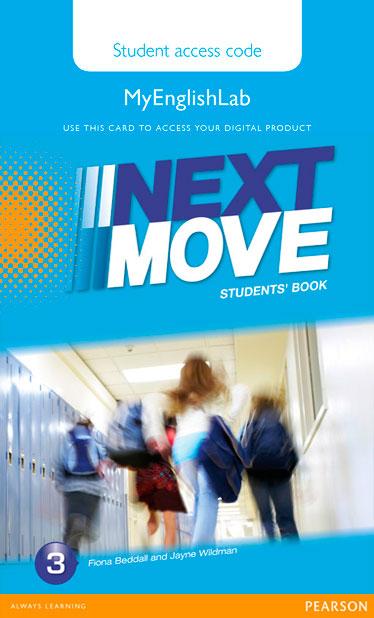 Next Move 3 MyEnglishLab Student online access code
