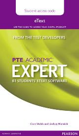 Expert Pearson Test of English