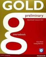 Gold B1 Preliminary 6th edition Students' eText and MyEnglishLab Online Access Code