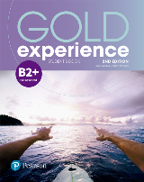 Gold Experience 2nd Edition B2+ Students' eBook with Online Homework Access Code