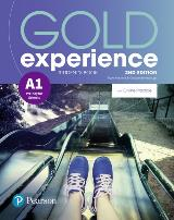 Gold Experience 2e A1 Student's eBook with  Online Practice access code