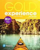 Gold Experience 2e B1+ Student's eBook with  Online Practice access code