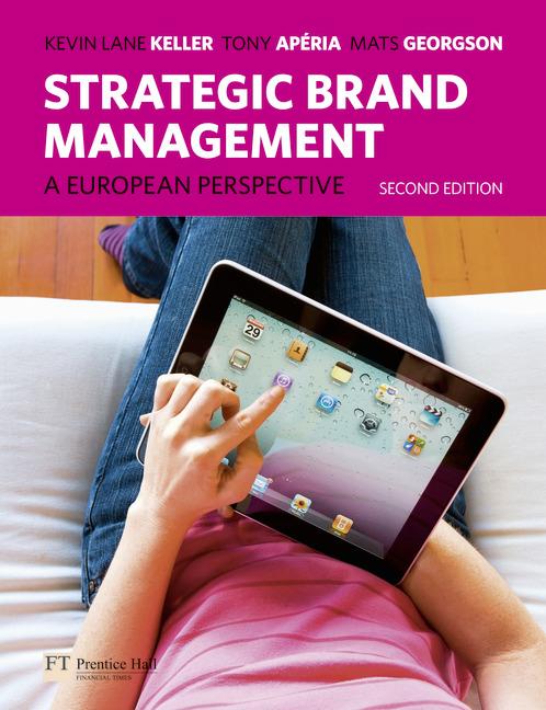 Strategic Brand Management, 2e (e-Book VS 12m)