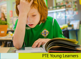 PTE Young Learners