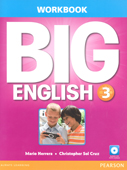 Libro | Big english 3 workbook | Autor:Herrera | 1ed | Libros de primaria