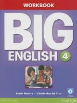 Libro | Big english 4 workbook | Autor:Herrera | 1ed