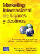 Libro/eBook | Marketing internacional de lugares y destinos | Autor:Kotler | 1ed | Libros de Administración