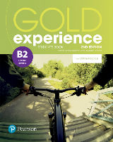 Gold Experience 2nd Edition B2 Students' eBook Online Access Code