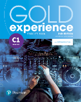 Gold Experience 2nd Edition C1 Students' eBook with Online Homework Access Code