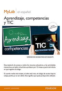 MyLab Aprendizaje, competencias y TIC