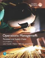 Operations Management: Processes and Supply Chain