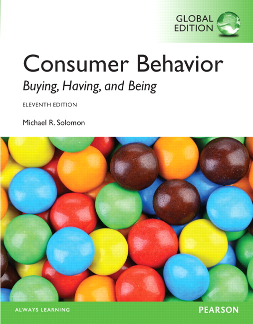 Pearson MyLab Marketing válido para ​Consumer Behavior, Global Edition, 11e