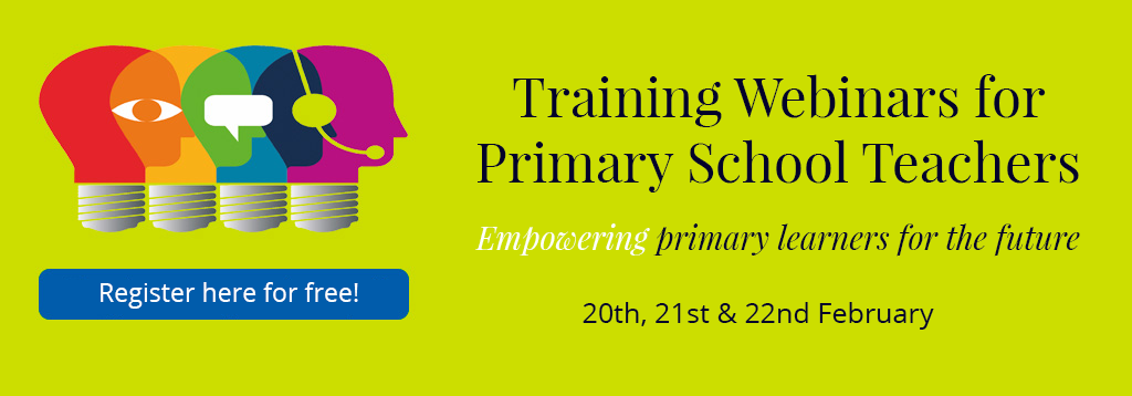 Training Webinars for Primary School Teachers