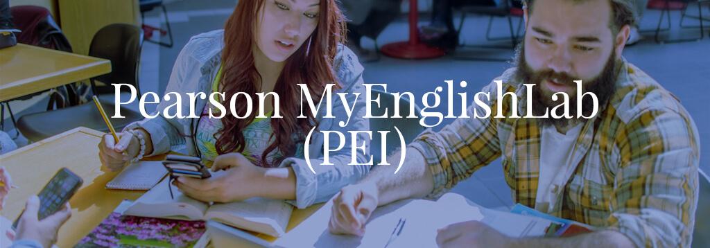 Pearson MyEnglishLab