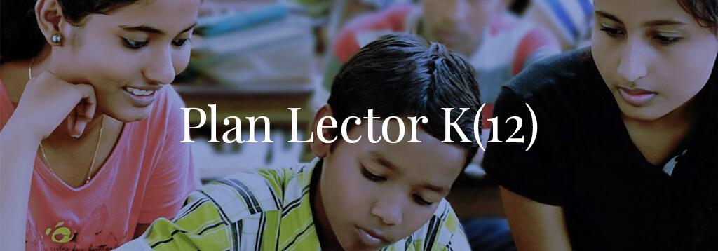 plan lector K12