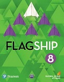 Flagship-Level-8-Students-Book-wich-My-English-Lab-1ed-book