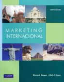 eBook | Marketing internacional | Autor:Keegan | 5ed | Libros de Administración