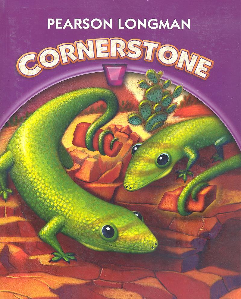 pearson longman cornerstone grade 3 student edition  softcover
