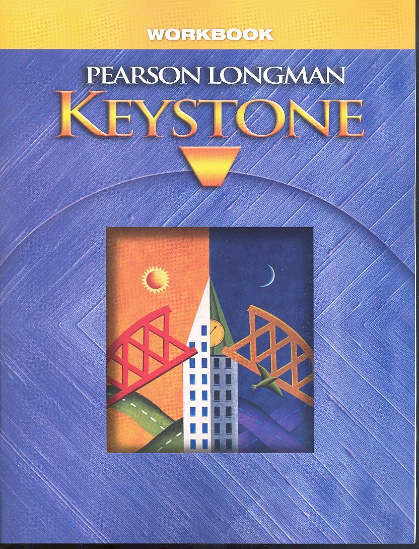 pearson longman keystone level b workbook